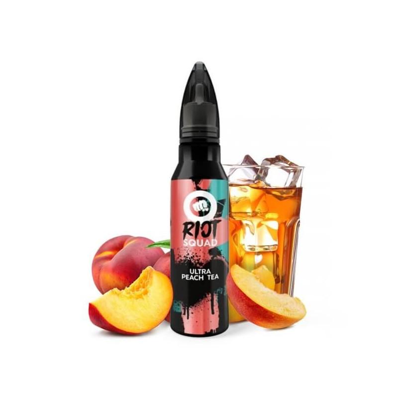 Ultra-Peach-Tea-By-Riot-Squad-Vape-Shot-20ml