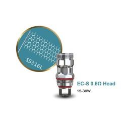 iSmoka Eleaf resistenza EC-S per Melo 5 - 0.6ohm - 5pz