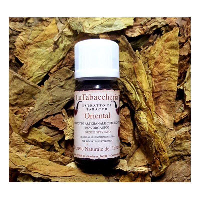 La Tabaccheria Aroma Oriental - Linea Estratti di Tabacco - 10ml