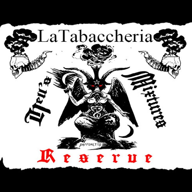 La Tabaccheria Aroma Baffometto Reserve - Linea Hell's Mixture
