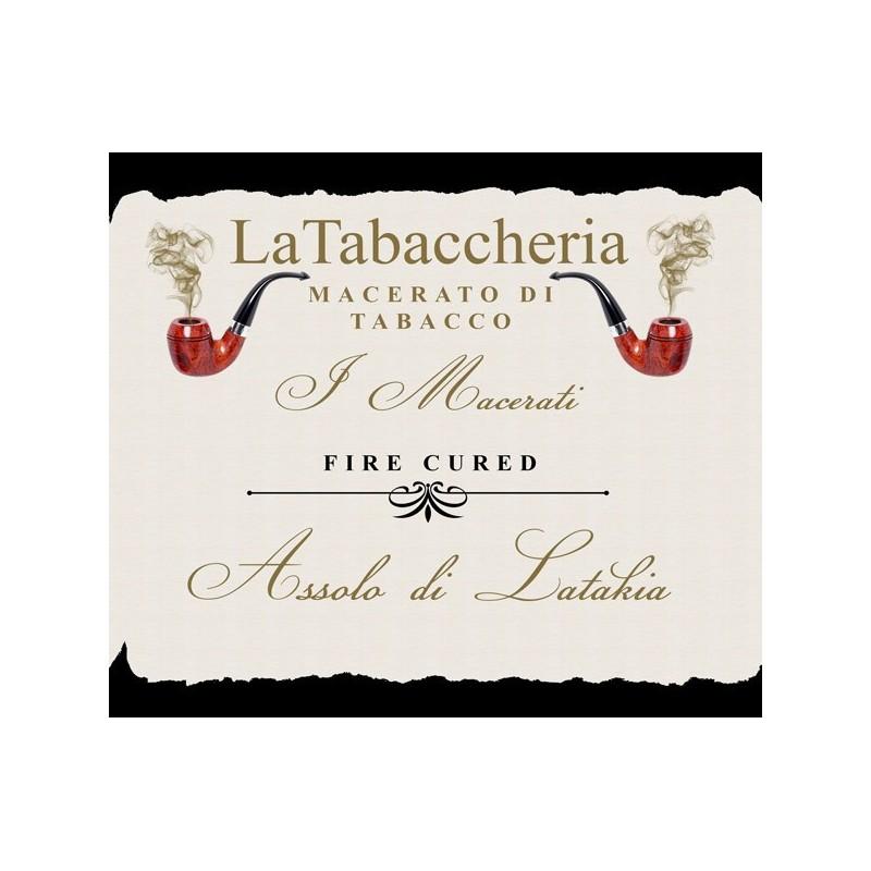 La Tabaccheria Assolo di Latakia - Linea I Macerati - 10ml
