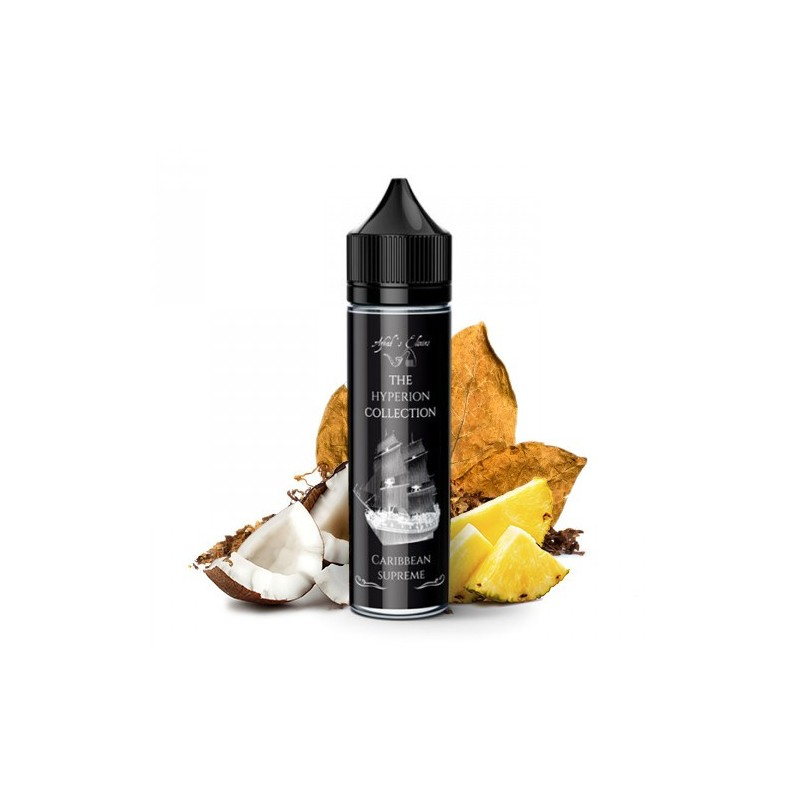 Azhad's Elixirs Hyperion Caribbean Supreme - Vape Shot - 20ml