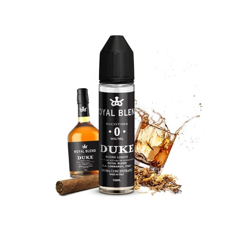 Royal Blend Duke Vape Shot - 10ml