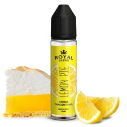Royal Blend Lemon Pie - Vape Shot - 10ml