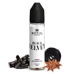 Royal Blend Black Velvet - Vape Shot - 10ml