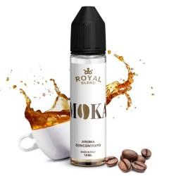 Royal Blend Moka - Vape Shot - 10ml