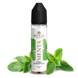 Royal Blend Menta - Vape Shot - 10ml