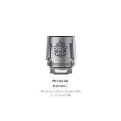 Smok resistenza M2 per TFV8 baby - 0.15ohm - 5pz