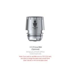 Smok resistenza RBA per TFV12 Prince - 1pz