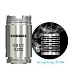 Wismec resistenza DS NC - 0.25ohm - 5pz