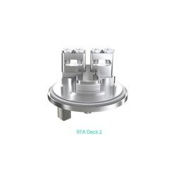Wismec RX RTA Deck 2