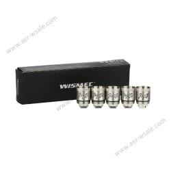 Wismec resistenza RX Triple - 0.15ohm - 5pz