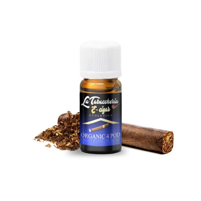 La Tabaccheria E-Cigar Linea Organic 4 Pod