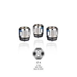 Vaporesso resistenza GT4 Core per NRG - 0.15ohm - 3pz