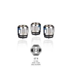 Vaporesso resistenza GT8 Core per NRG - 0.15ohm - 3pz