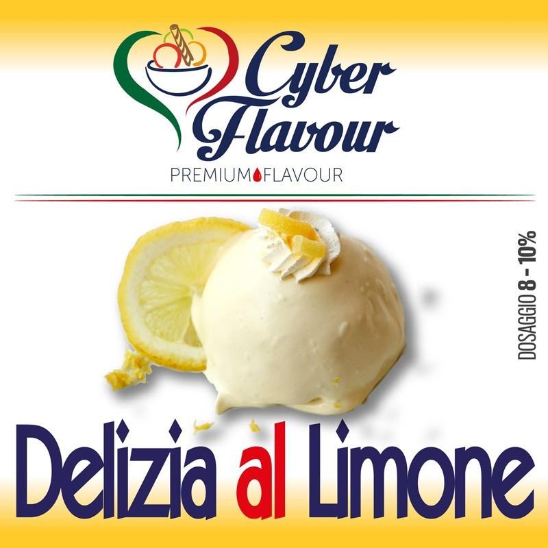 Cyber Flavour Aroma Delizia al Limone - 10ml