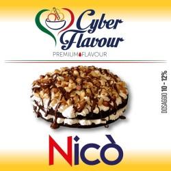 Cyber Flavour Aroma Nicò - 10ml