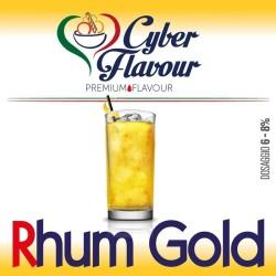 Cyber Flavour Aroma Rhum Gold - 10ml