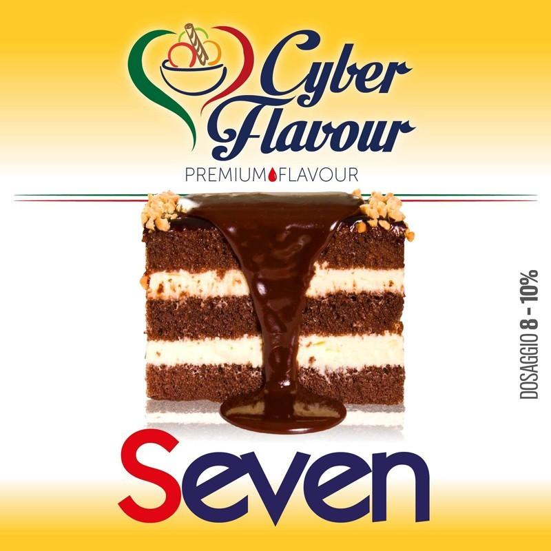 Cyber Flavour Aroma Seven - 10ml