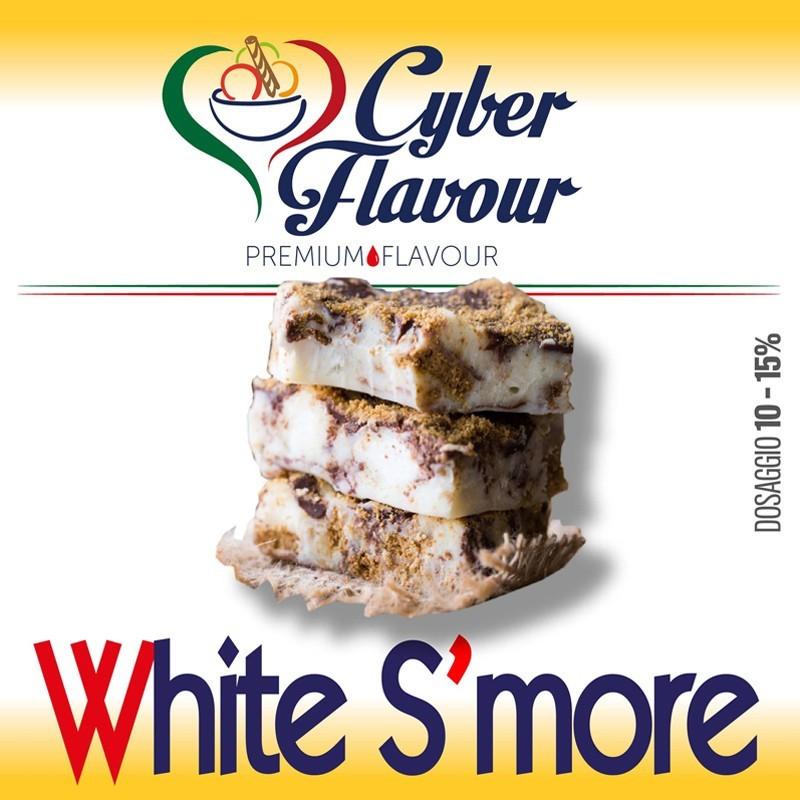 Cyber Flavour Aroma White S'more - 10ml