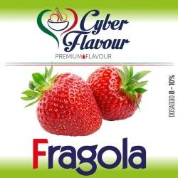 Cyber Flavour Aroma Fragola - 10ml