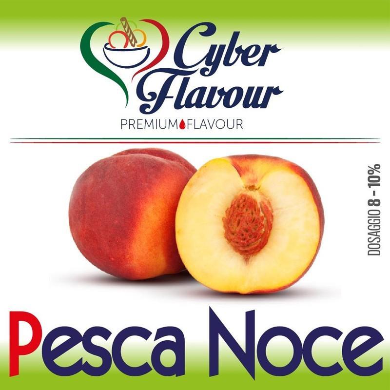 Cyber Flavour Aroma Pesca Noce - 10ml