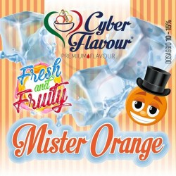 Cyber Flavour Aroma Mr Orange - Linea Fresh and Fruity - 10ml