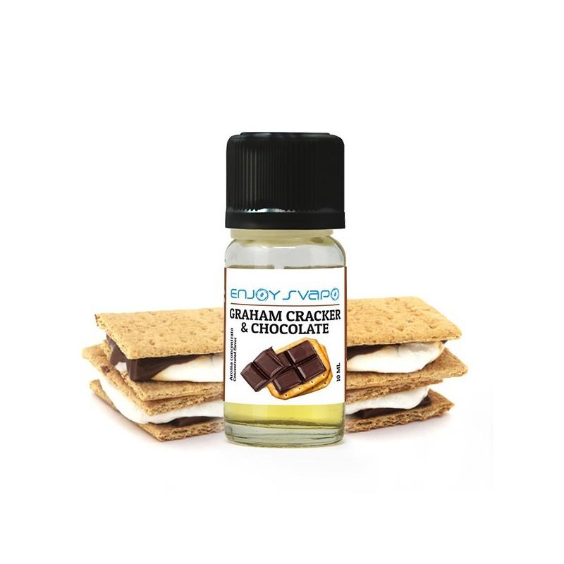 EnjoySvapo Graham Cracker & Chocolate