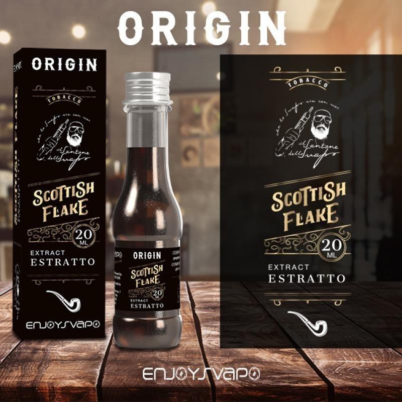 EnjoySvapo Aroma Scottish Flake by Il Santone dello Svapo -