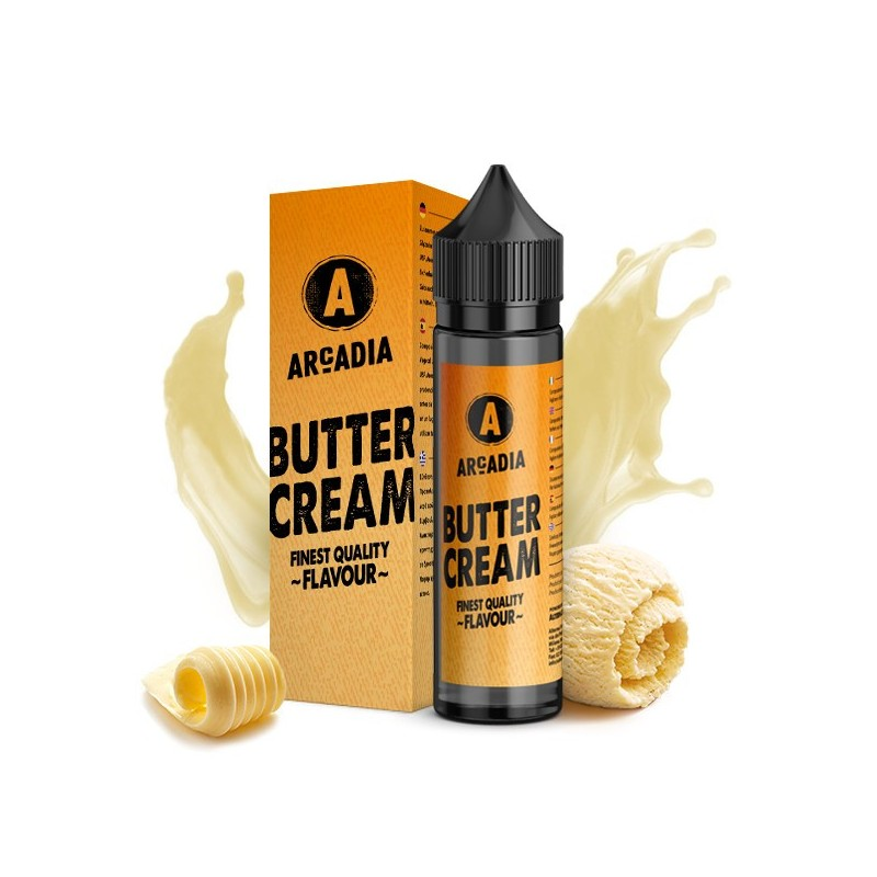 Arcadia Butter Cream by Alternative Vapor - Vape Shot - 20ml