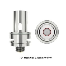 FreeMax GEMM atomizzatore G1 0.15ohm - 5ml - 2pz