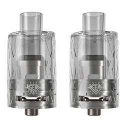 FreeMax GEMM atomizzatore G2 0.5ohm - 4ml - 2pz