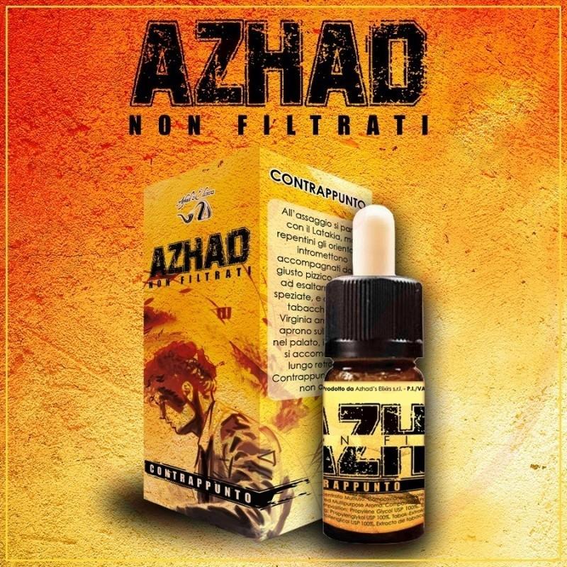 Azhad's Elixir Aroma Contrappunto - Non Filtrati - 10ml