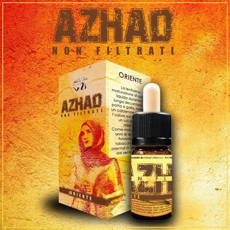 Azhad's Elixir Aroma Oriente - Non Filtrati - 10ml
