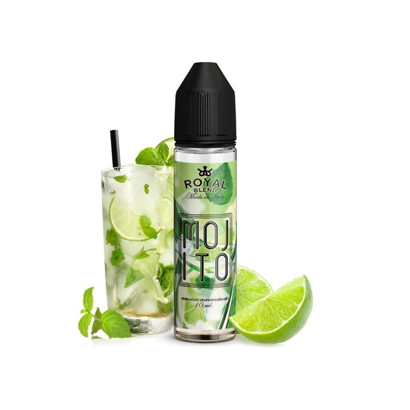 Royal Blend Mojito - Vape Shot 10ml