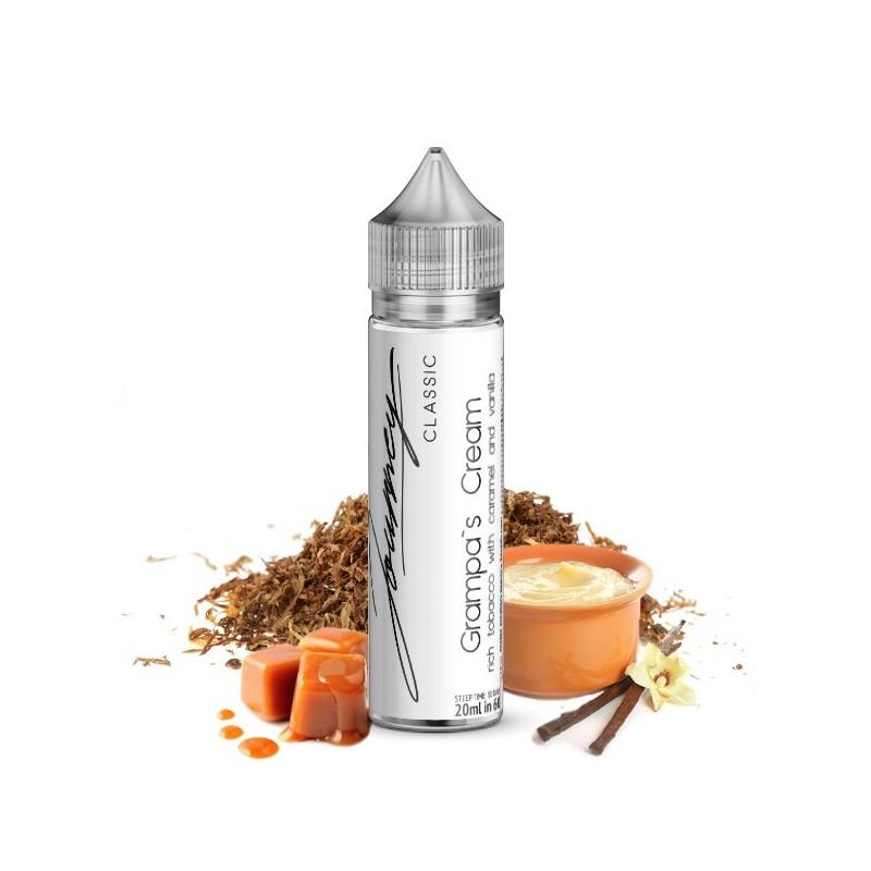 aroma-scomposto-sigarette-elettroniche-Journey Classic-BY-Grampas Cream-20ml-liquido-eliquido