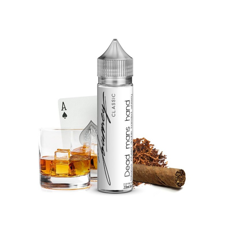 Journey Classic Dead Mans Hand - Vape Shot 20ml