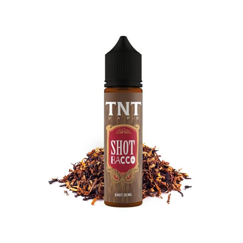 Vape-Shot-Bacco-by-TNT Vape-20ml-Scomposto