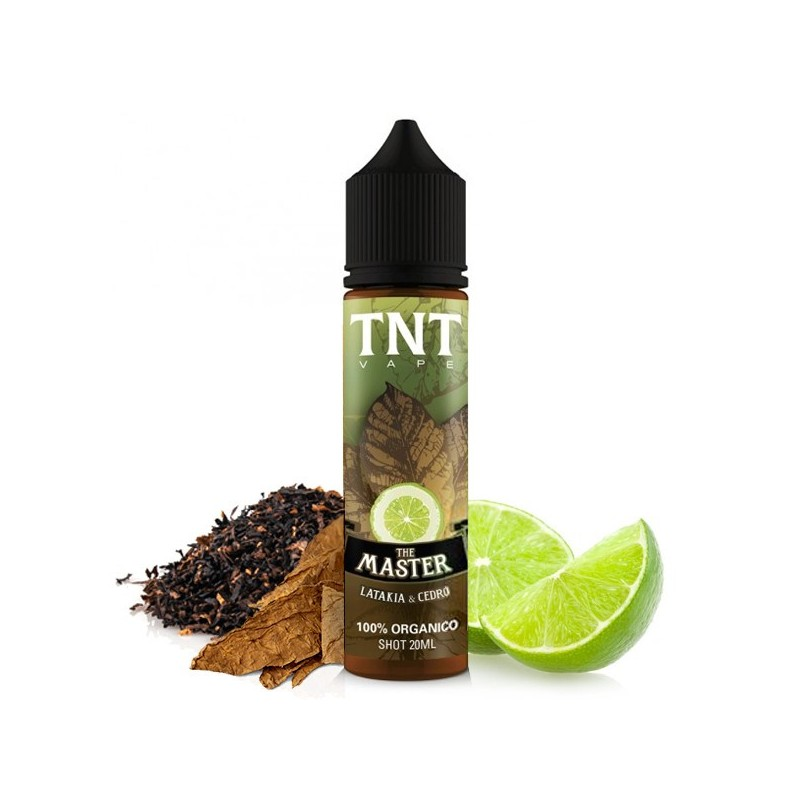 Vape-Shot-The Master-by-TNT Vape-20ml-Scomposto