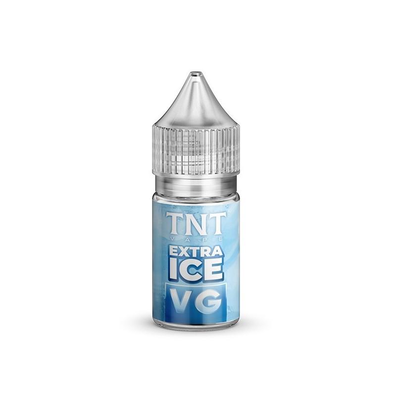 TNT Vape Glicerina Vegetale Full VG Extra Ice - 30ml