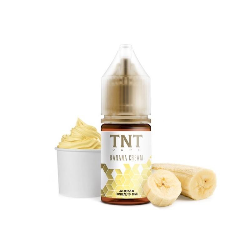 Aroma-Colors Banana Cream-by-TNT Vape-10ml-Concentrato