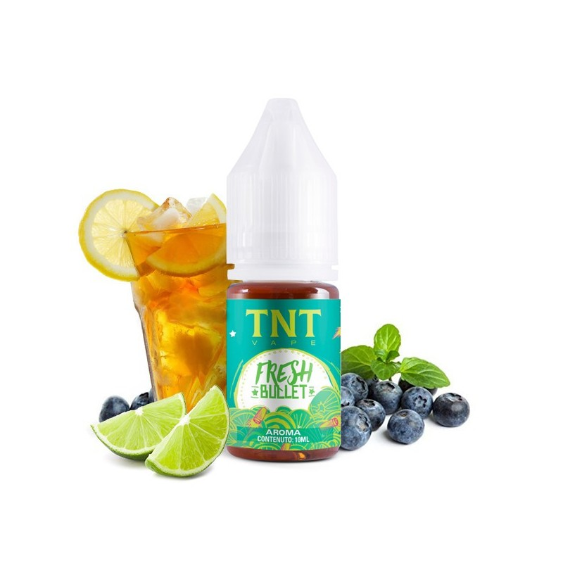 Aroma-Magnifici7 Fresh Bulle-by-TNT Vape-10ml-Concentrato